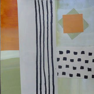 COLLAGE No. 7 by Linda Popple