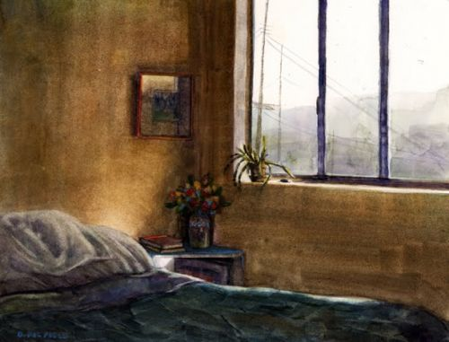 Watercolor: Glendale and Painting your Places