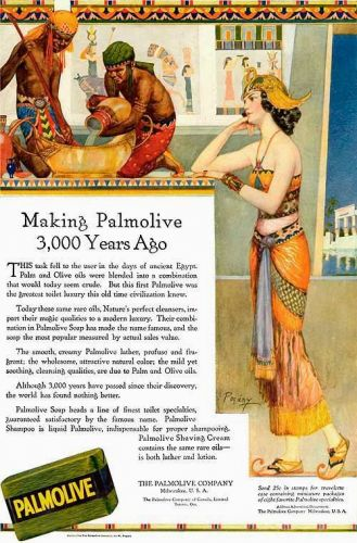 Advertising with History