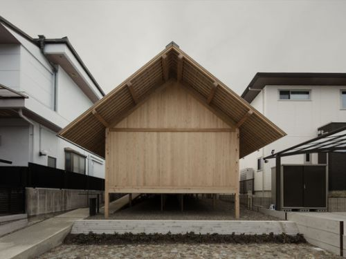 Yomogidai House / Tomoaki Uno Architects