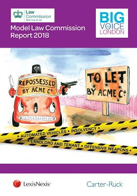 Big Voice London - model Law Commission report