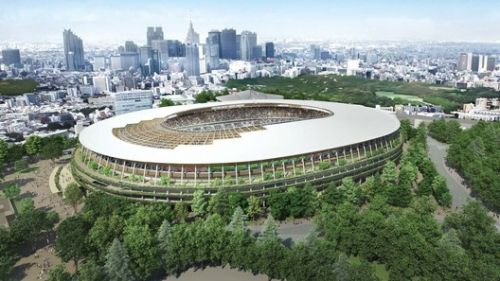 Kengo Kuma's Airbnb Experience to Include Tour of 2020 Tokyo Olympic Stadium