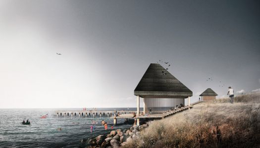 Seven New Landmarks Designed for Copenhagen's Amager Nature ParK