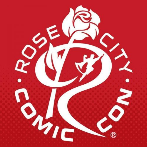 Come See Me at Rose City Comic Con!