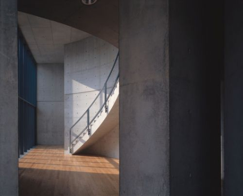 When Sunlight Meets Tadao Ando's Concrete
