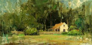 """""""Country Tranquility"""" -- Sold"""