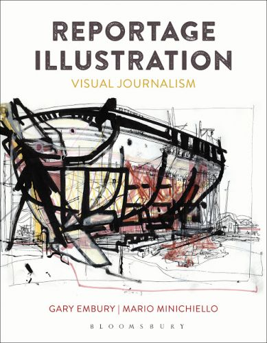 Book review: Reportage Illustration by Embury and Minichiello