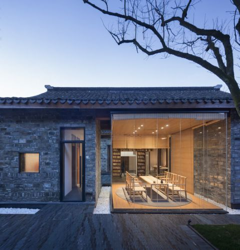 Jiangshan Fishing Village Renewal / Mix Architecture
