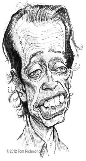 Sketch o'the Week flashback- Steve Buscemi!