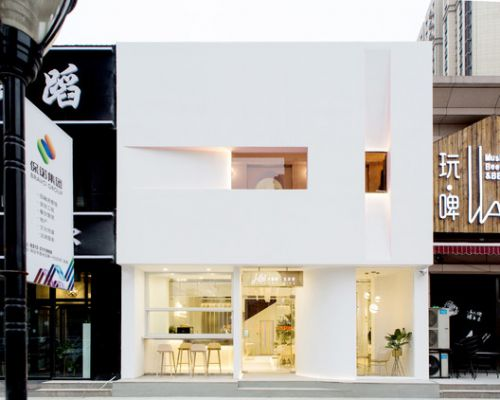 Hui Coffee Lifestyle / Vanished Architecture