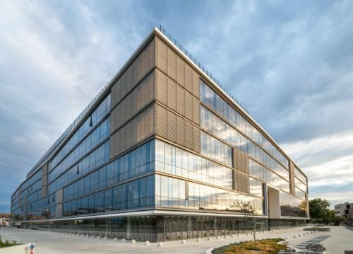 The Office Cluj / Andreescu & Gaivoronschi
