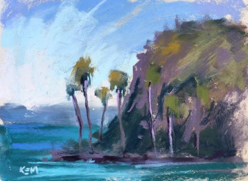 Podcasts! Listen and Watch Plein Air with Pastels Tips!