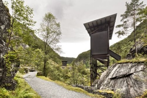 Explore Norway's National Tourist Routes in Berlin's Felleshus Exhibition This Fall