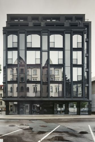 Club Central Residence / Open AD + TECTUM