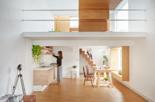 Blank House / HAO Design