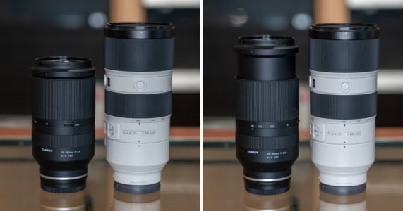 Tamron 70-180mm f/2.8 Hands On: The Ideal Fast Zoom For Sony?