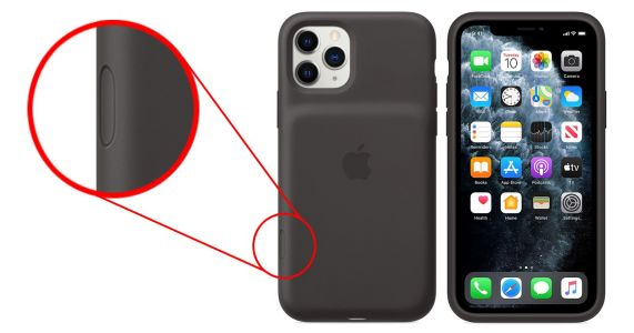 Apple Put a Dedicated Camera/Shutter Button on Its New iPhone Battery Case