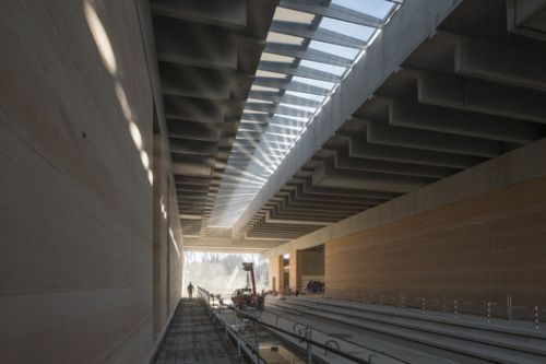 Foster + Partners' Roman Antiquities Museum in Narbonne Nears Completion