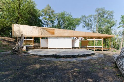 Stage Pavilion / Stage Dnipro Community