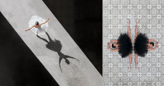 Stunning Drone Photos Capture the Beauty of Ballet from Above