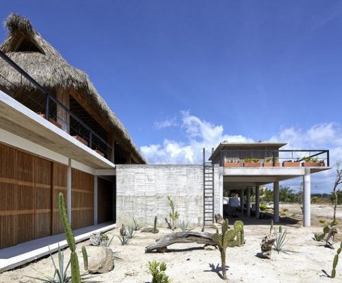 Architecture and Sea: Outstanding Projects on the Beaches of Mexico