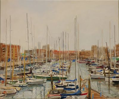 The Second Harbor, Port of The Hague