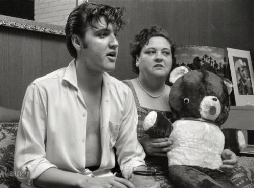 Bear With Me: 1956