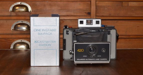 Peel-Apart Instant Film is Back, and It's Called ONE INSTANT