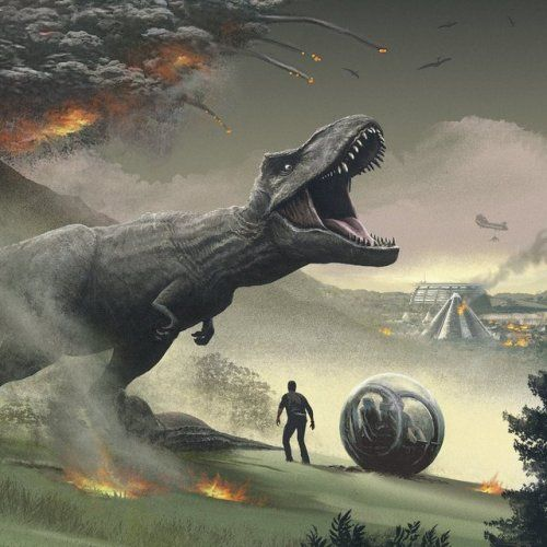 Jurassic World, JC Richard