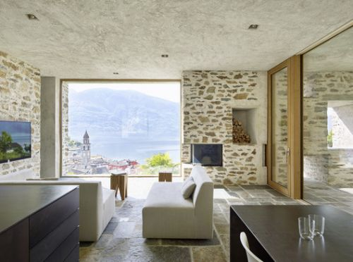 Remodel House in Ascona / Wespi de Meuron Romeo architects