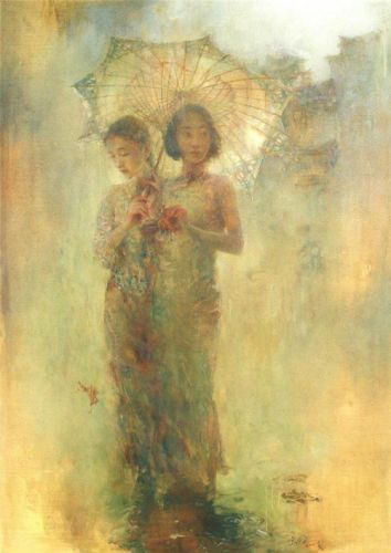 Crossconnectmag: Artist: Hu Jun Di 胡峻涤 Born in 1962 in Jilin