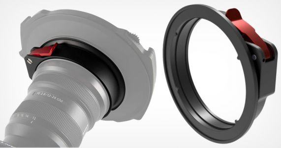 Haida Unveils 150mm Magnetic Filter Holder for Sony 12-24mm f/2.8 GM