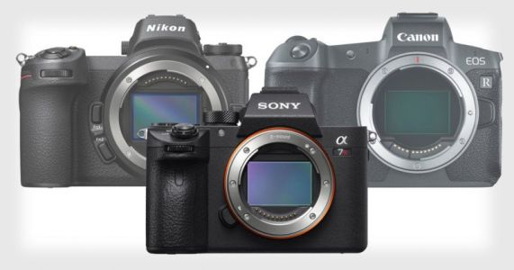 Sony Beats Canon EOS R and Nikon Z7 in Dynamic Range