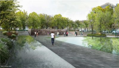 Revised Design for Washington DC WWI Memorial Unveiled