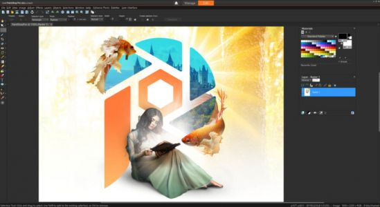 PaintShop Pro 2021 Adds New AI-Powered Features for Photographers