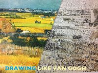 351: Drawing Like Van Gogh