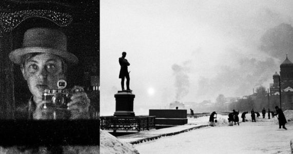 'Russian Vivian Maier' Discovered After 30,000 Photos Found in Attic