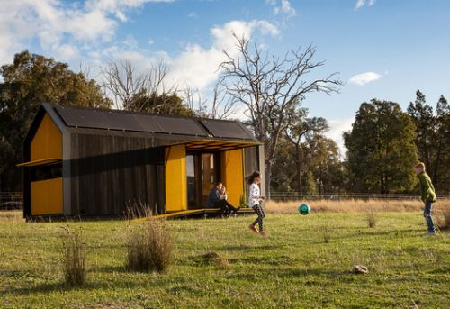 Tiny Home / Maddison Architects