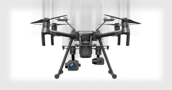DJI Matrice 200 Drones Are Falling Out of the Sky