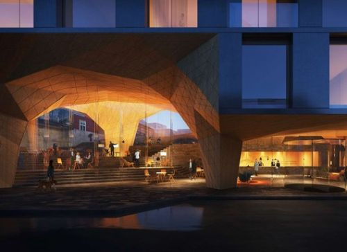 Henning Larsen Creates a New Social Commons in the Faroe Islands