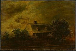 Ralph Albert Blakelock, Farmhouse of F.B. Guest