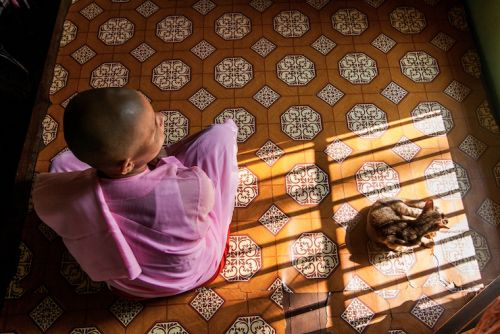 Isabel Corthier | Believers:  Myanmar