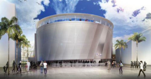 A First Look at the US Pavilion for Expo 2020 Dubai, Designed by Fentress