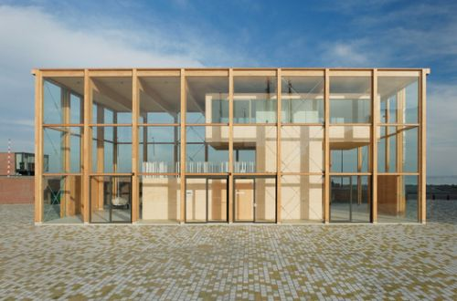 Harbour Building Amsterdam / Margulis Moorman Architects