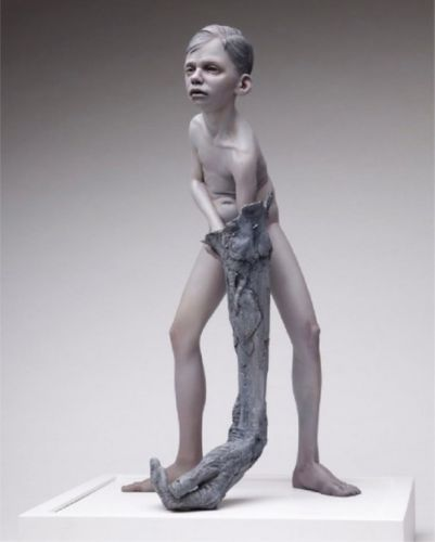 Sculptor: Jesse Thompson Jesse Thompson's surrealist