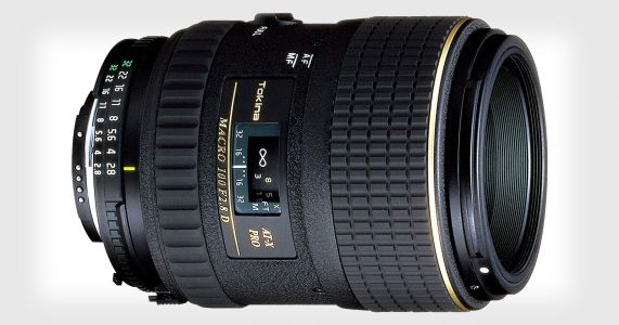 Tokina to Release a New 100mm f/2.8 Macro Lens for Canon and Nikon DSLRs Very Soon