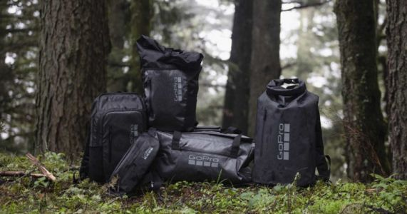 GoPro Now Sells 'Lifestyle Gear' Like Bags, Clothing, and Accessories