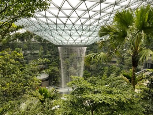 Craig Schwitter of BuroHappold on Jewel Changi Airport and Technology
