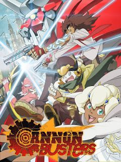 WORK: Cannon Busters