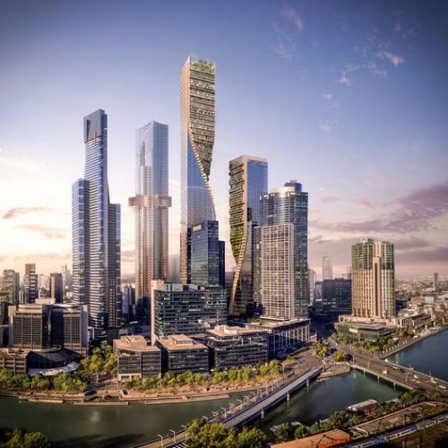 This Week in Architecture: Australia's Tallest Tower and Questions about Infrastructure